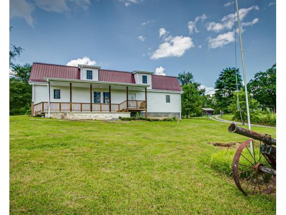450 Sinking Springs Rd Ext, Bristol, TN 37620 (MLS #424134) :: Highlands Realty, Inc.