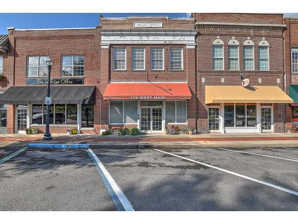 116 West Main Street -, Kingsport, TN 37660 (MLS #424138) :: Conservus Real Estate Group