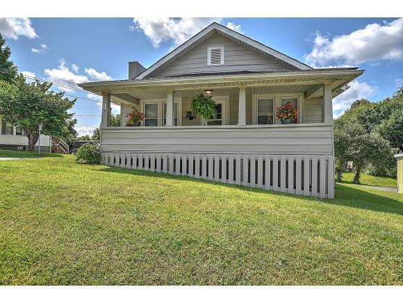 216 E Cedar St, Bristol, TN 37620 (MLS #424203) :: Conservus Real Estate Group