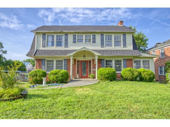 1001 Watauga St., Kingsport, TN 37660 (MLS #424226) :: Conservus Real Estate Group