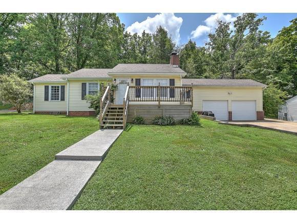 1222 Robinhood Rd, Greeneville, TN 37745 (MLS #424305) :: Highlands Realty, Inc.