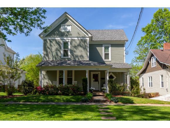 716 Kentucky Avenue, Bristol, TN 37620 (MLS #424329) :: Conservus Real Estate Group