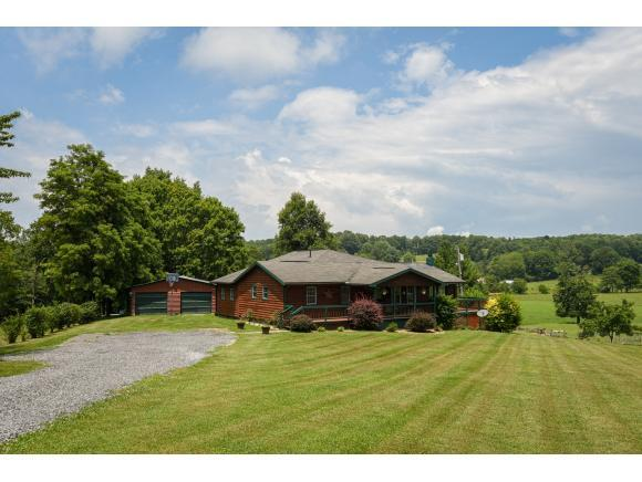 14343 Marshall's Retreat Road, St. Paul, VA 24283 (MLS #424370) :: Highlands Realty, Inc.