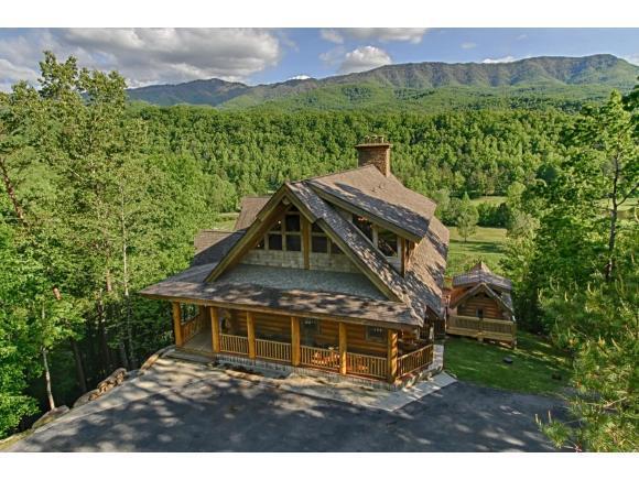313 Overview, Gatlinburg, TN 37738 (MLS #424393) :: Conservus Real Estate Group