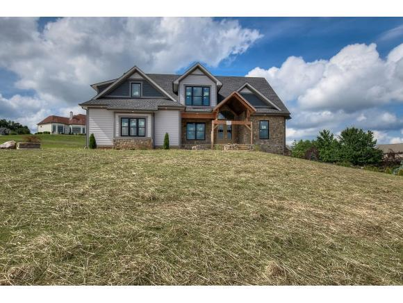 725 Harbor Point Dr, Johnson City, TN 37615 (MLS #424445) :: Conservus Real Estate Group