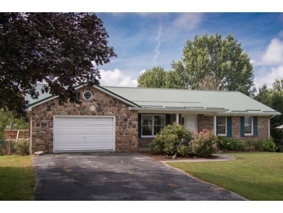 1136 Panorama Drive, Abingdon, VA 24210 (MLS #424453) :: Conservus Real Estate Group