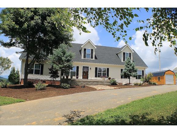26579 Old Saltworks Road, Meadowview, VA 24361 (MLS #424454) :: Conservus Real Estate Group