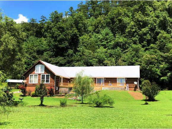 726 Highway 321 107 S, Del Rio, TN 37727 (MLS #424499) :: Highlands Realty, Inc.