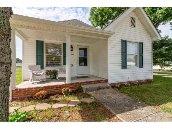 520 Hagy Street, Abingdon, VA 24210 (MLS #424501) :: Conservus Real Estate Group