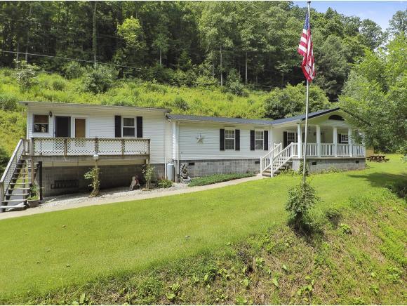 10115 Bear Fork Road, Pound, VA 24279 (MLS #424533) :: Conservus Real Estate Group