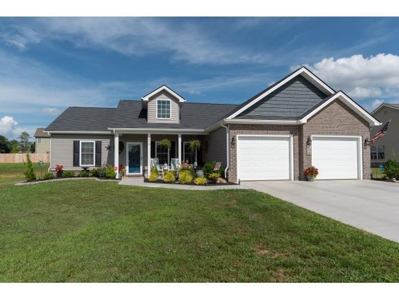 870 Ashley Meadows, Jonesborough, TN 37659 (MLS #424565) :: The Baxter-Milhorn Group