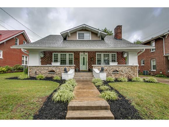 902 Southside Ave., Bristol, TN 37620 (MLS #424591) :: Conservus Real Estate Group