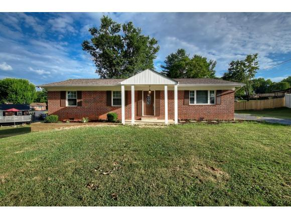 224 Circleview Dr, Gray, TN 37615 (MLS #424596) :: Highlands Realty, Inc.