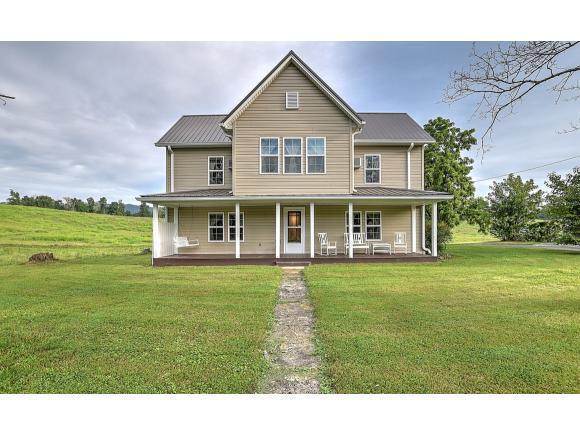 4205 Jearoldstown, Chuckey, TN 37641 (MLS #424602) :: Conservus Real Estate Group