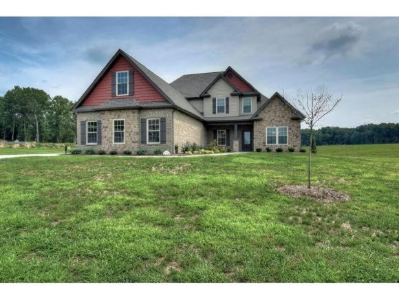 110 Glenfield Trail, Greeneville, TN 37745 (MLS #424609) :: Highlands Realty, Inc.