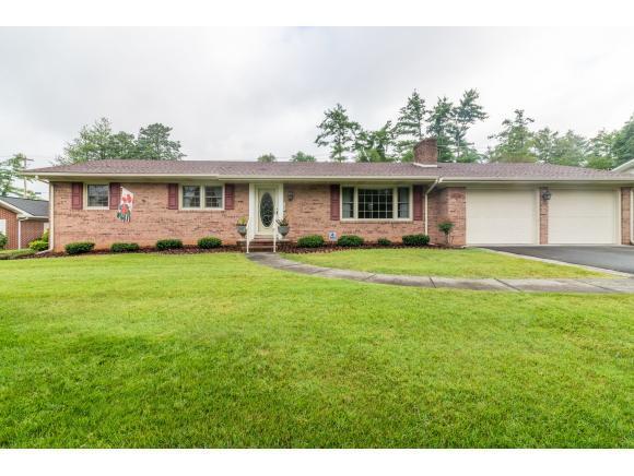 195 Glenrochie Drive, Abingdon, VA 24211 (MLS #424610) :: Highlands Realty, Inc.