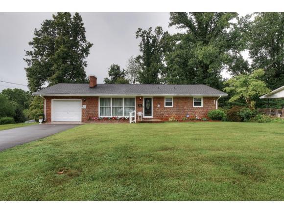 505 Longview Dr, Johnson City, TN 37604 (MLS #424611) :: Conservus Real Estate Group