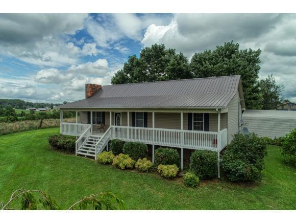 345 Harristown Road, Bulls Gap, TN 37711 (MLS #424632) :: Highlands Realty, Inc.