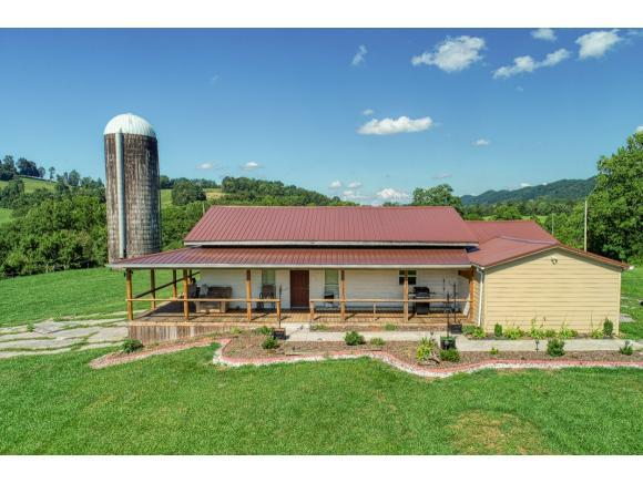 506 Clinch Valley Rd, Eidson, TN 37731 (MLS #424636) :: Conservus Real Estate Group