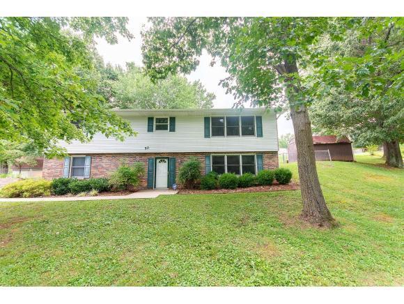 50 Woodstock, Bristol, VA 24201 (MLS #424659) :: Conservus Real Estate Group