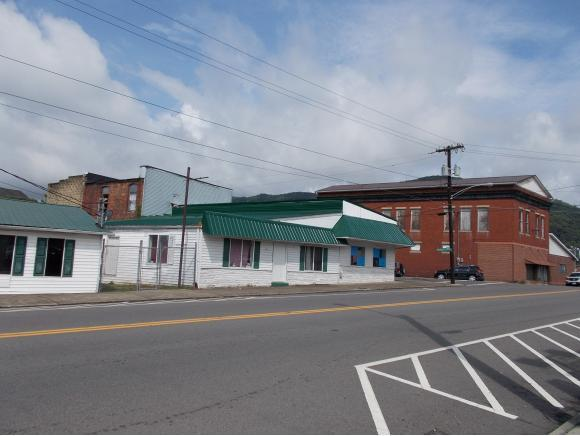 201-203 E. 5th Street S #2, Big Stone Gap, VA 24219 (MLS #424663) :: The Baxter-Milhorn Group