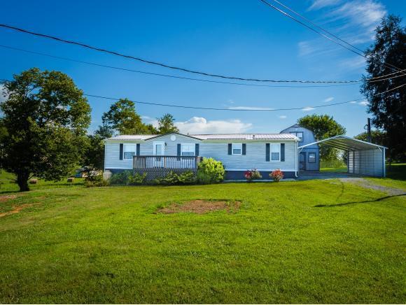 257 Morrell Town Rd, Bristol, TN 37620 (MLS #424719) :: Highlands Realty, Inc.