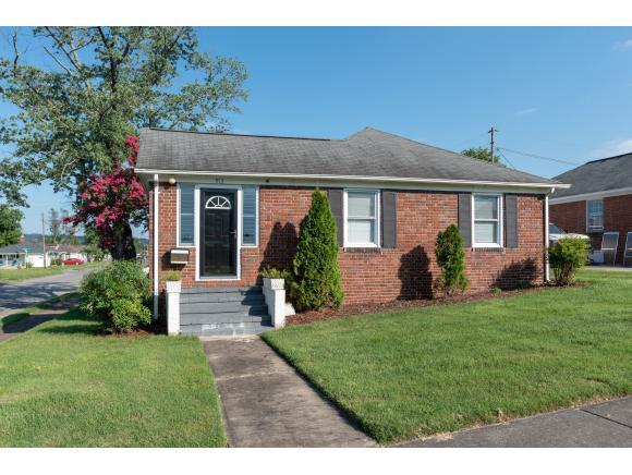 913 Birch Street, Kingsport, TN 37660 (MLS #424720) :: Highlands Realty, Inc.