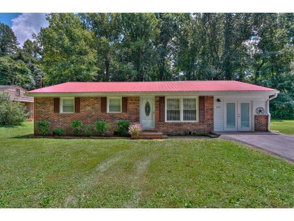 205 Forrest Circle, Jonesborough, TN 37659 (MLS #424758) :: The Baxter-Milhorn Group