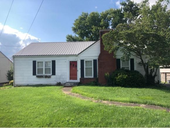 1006 Carson Street, Greeneville, TN 37743 (MLS #424920) :: Highlands Realty, Inc.