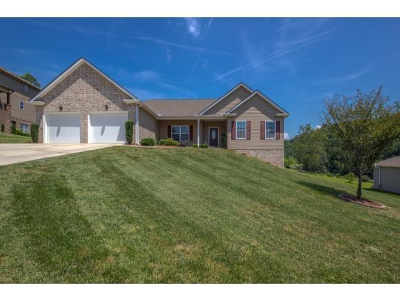 404 Settlers Way, Gray, TN 37615 (MLS #425089) :: Highlands Realty, Inc.