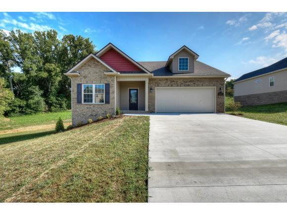 2025 Poplar Ridge, Piney Flats, TN 37686 (MLS #425108) :: Bridge Pointe Real Estate
