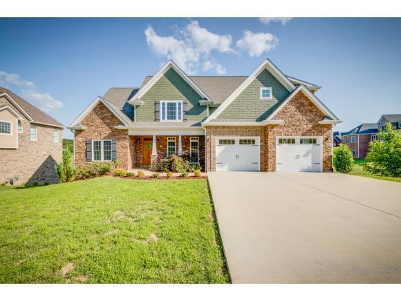 5028 Rose Garden Circle, Kingsport, TN 37660 (MLS #425245) :: Bridge Pointe Real Estate