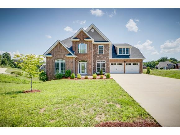5014 Rose Garden Circle, Kingsport, TN 37660 (MLS #425255) :: Bridge Pointe Real Estate