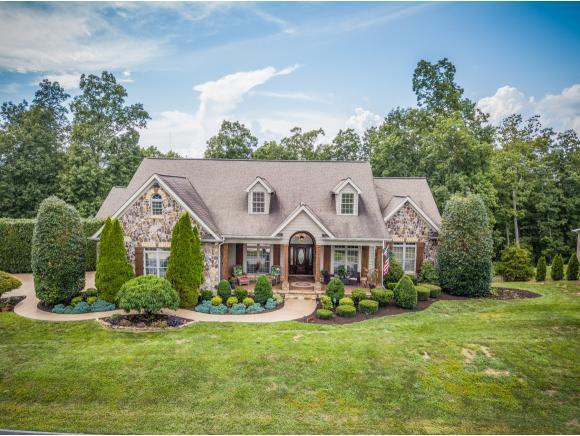 1184 Cliffview, Johnson City, TN 37615 (MLS #425428) :: Bridge Pointe Real Estate