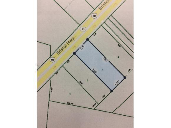 6342 Bristol Hwy #0, Piney Flats, TN 37686 (MLS #425502) :: The Baxter-Milhorn Group