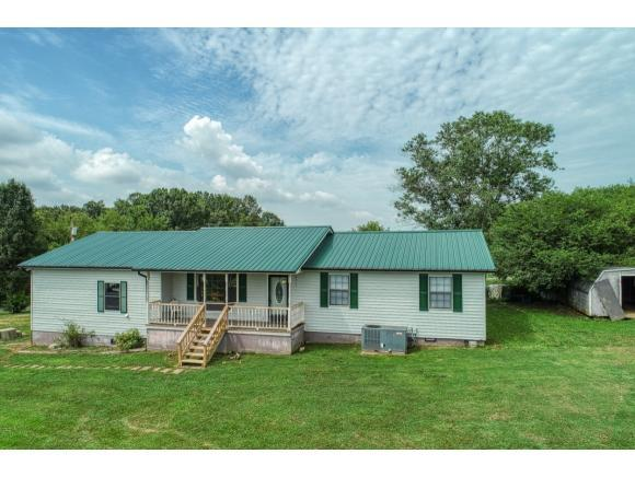 126 Greenview Drive, Whitesburg, TN 37891 (MLS #425574) :: The Baxter-Milhorn Group