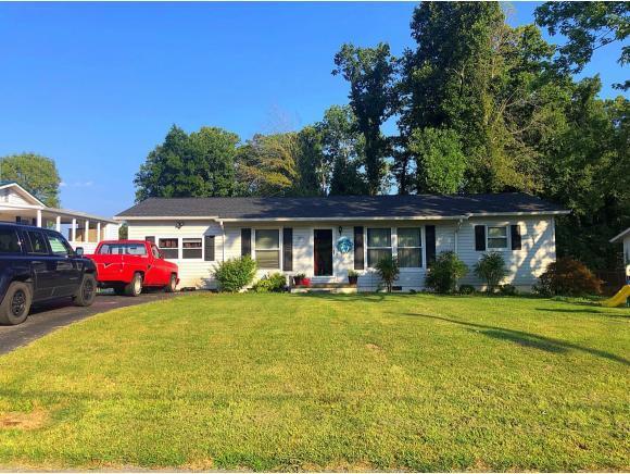 1841 Jackson Hollow Rd, Kingsport, TN 37663 (MLS #425722) :: Highlands Realty, Inc.