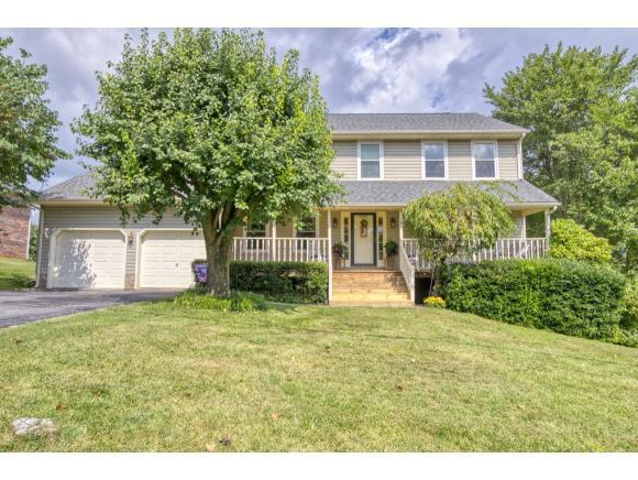 1020 Estate Dr, Johnson City, TN 37604 (MLS #425771) :: Conservus Real Estate Group