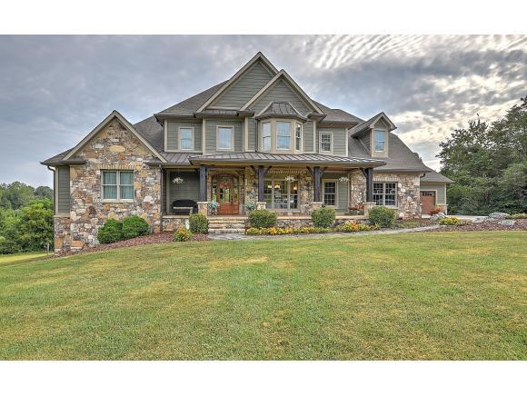 459 Glen Oaks Dr, Johnson City, TN 37615 (MLS #425831) :: The Baxter-Milhorn Group