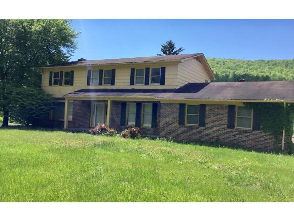 9622 Norton-Coeburn Road N/A, Coeburn, VA 24230 (MLS #425853) :: The Baxter-Milhorn Group