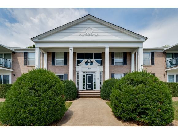216 University Parkway 25 W, Johnson City, TN 37604 (MLS #425879) :: The Baxter-Milhorn Group