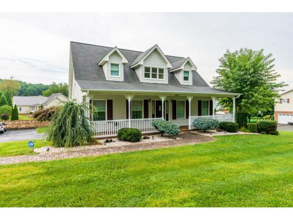 20363 Vances Mill Road, Abingdon, VA 24211 (MLS #425882) :: The Baxter-Milhorn Group