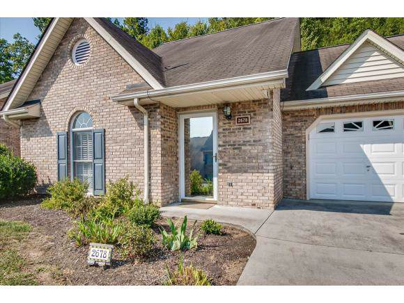 2678 Timbers Edge Trace #2678, Kingsport, TN 37660 (MLS #427203) :: Conservus Real Estate Group
