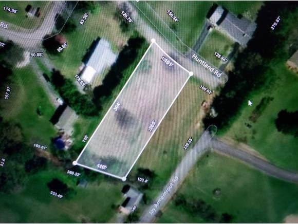 0 Huntland Rd, Jonesborough, TN 37659 (MLS #427259) :: The Baxter-Milhorn Group
