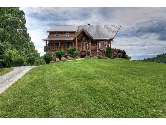 1085 Huffman Road, Piney Flats, TN 37686 (MLS #427261) :: Conservus Real Estate Group