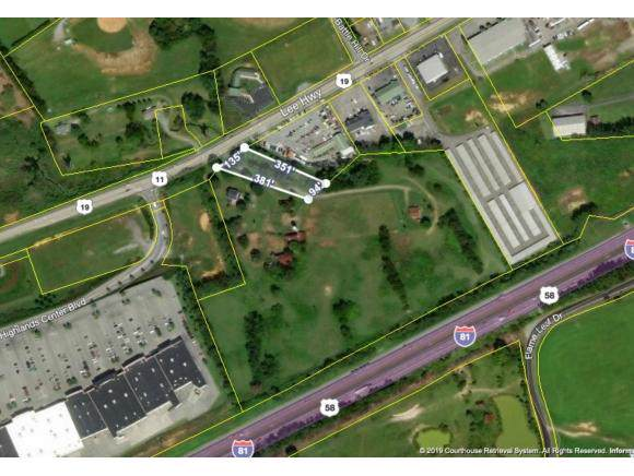 TBD Lee Hwy, Bristol, VA 24202 (MLS #427280) :: Bridge Pointe Real Estate