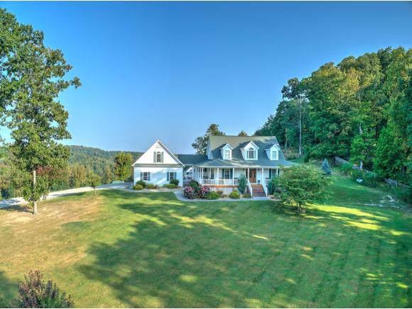 346 Woodlands Ct, Lebanon, VA 24266 (MLS #427340) :: Highlands Realty, Inc.