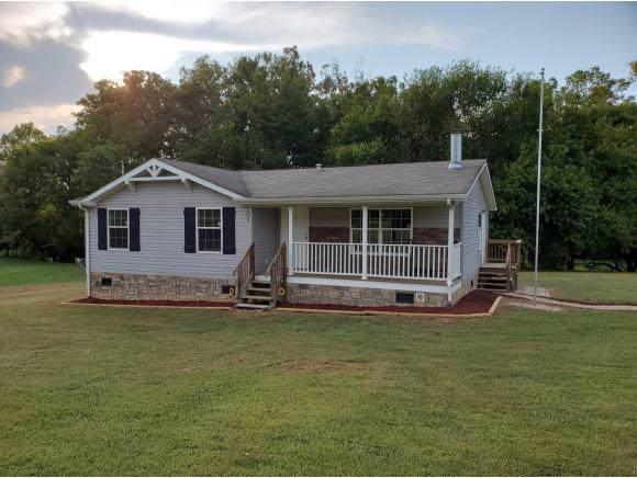 184 Ward Road, Jonesborough, TN 37659 (MLS #427384) :: The Baxter-Milhorn Group