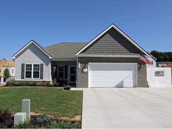 888 Ashley Meadows, Jonesborough, TN 37659 (MLS #427397) :: Highlands Realty, Inc.