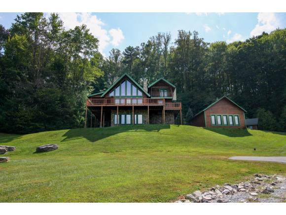 101 Dixon View Lane, Unicoi, TN 37692 (MLS #427444) :: Bridge Pointe Real Estate